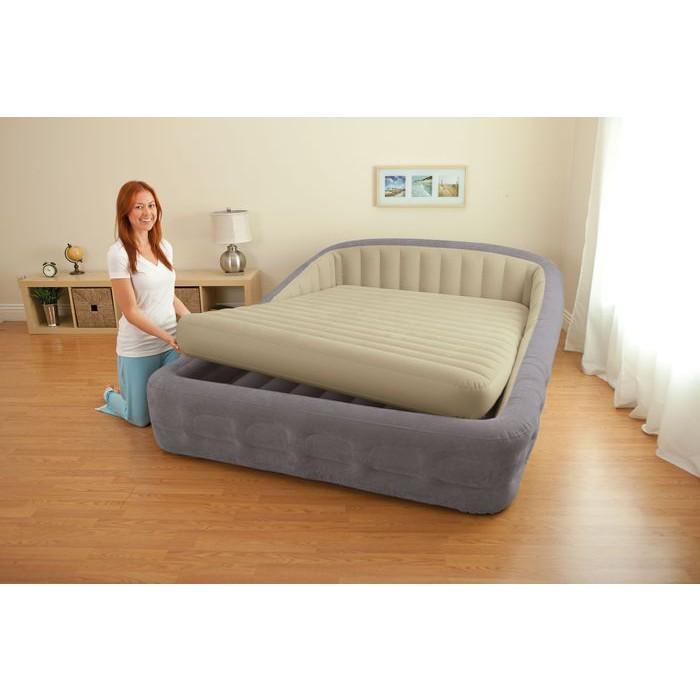 lit matelas gonflable cuisine idconcept. Black Bedroom Furniture Sets. Home Design Ideas