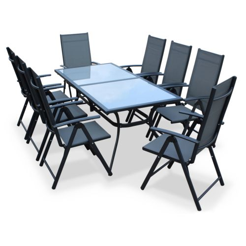 Table salon jardin - cuisine idconcept