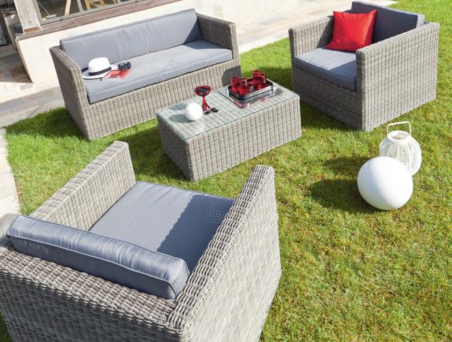 Beautiful Mobilier De Jardin Casablanca Photos - House Design ...