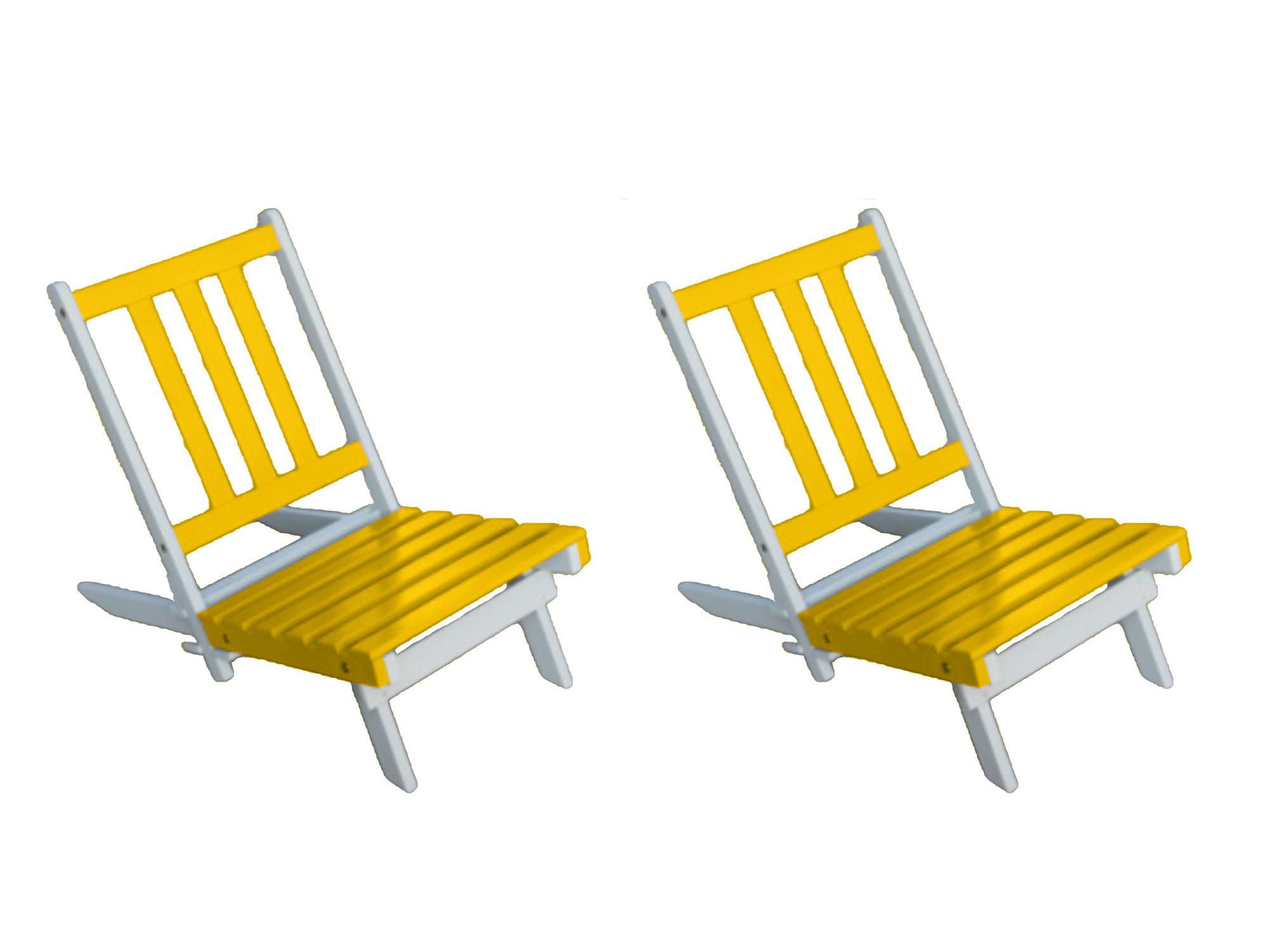 Chaise Basse De Jardin