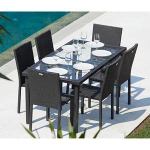 Table exterieur resine - cuisine idconcept