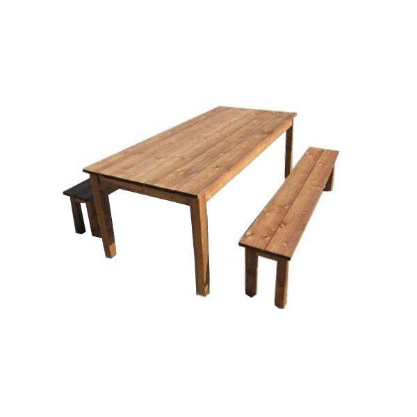 Table Et Banc Exterieur Cuisine Idconcept