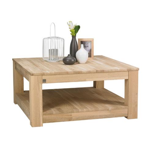 Table Basse En Bois Clair Cuisine Idconcept