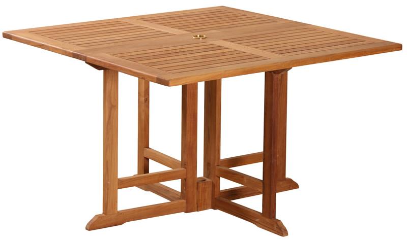 Table jardin pliable - cuisine idconcept