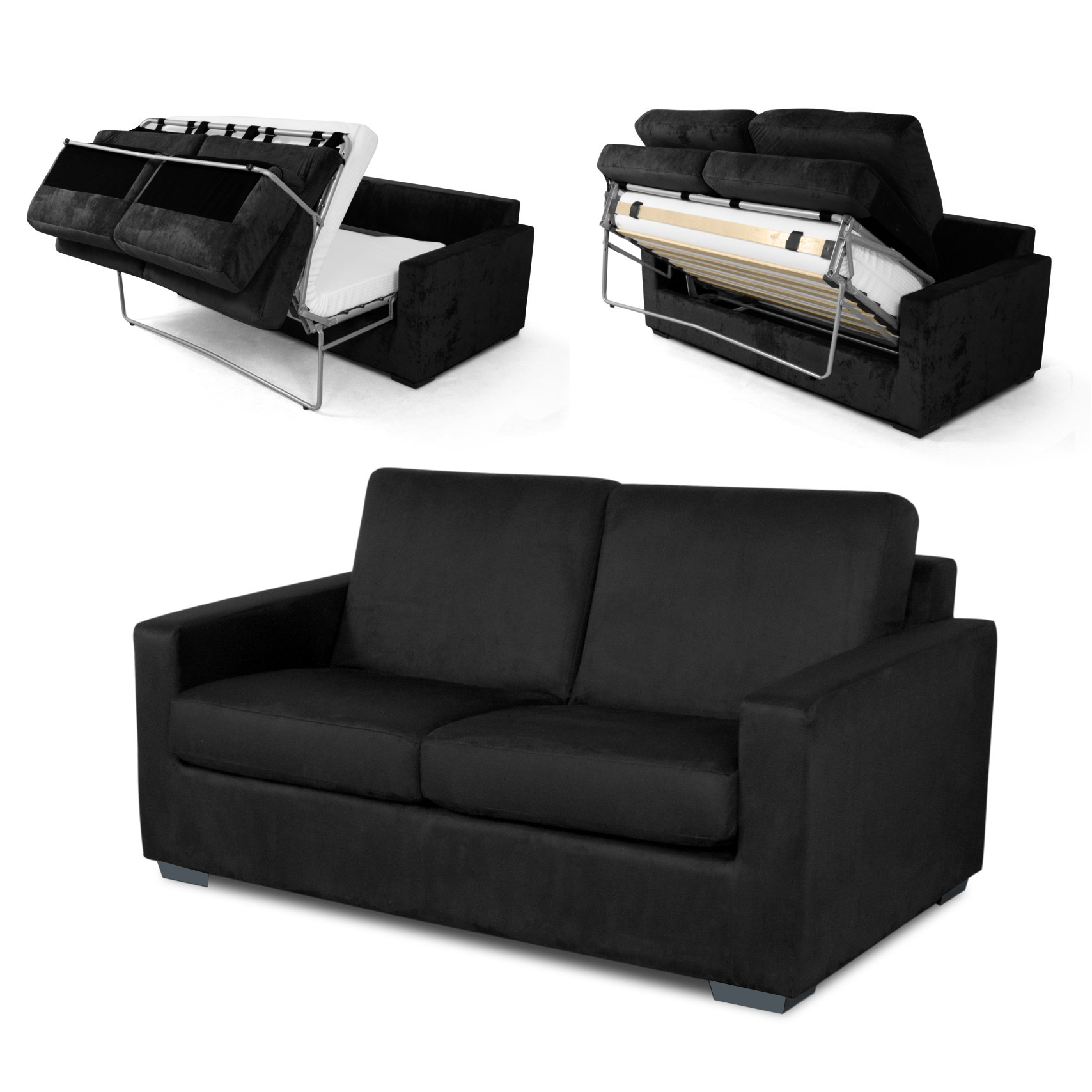 fauteuil convertible 2 places cuisine idconcept. Black Bedroom Furniture Sets. Home Design Ideas