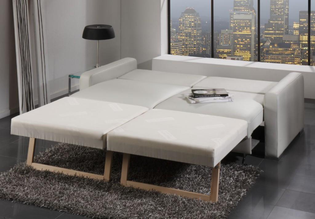 Canapé Convertible Lit Confortable