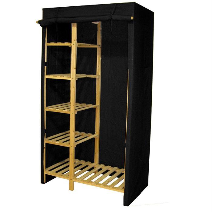 petite armoire penderie pas cher cuisine idconcept. Black Bedroom Furniture Sets. Home Design Ideas
