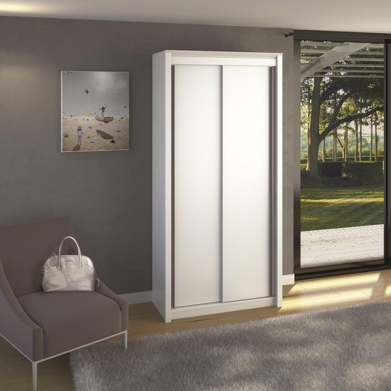 armoire penderie profondeur 40 cm cuisine idconcept. Black Bedroom Furniture Sets. Home Design Ideas