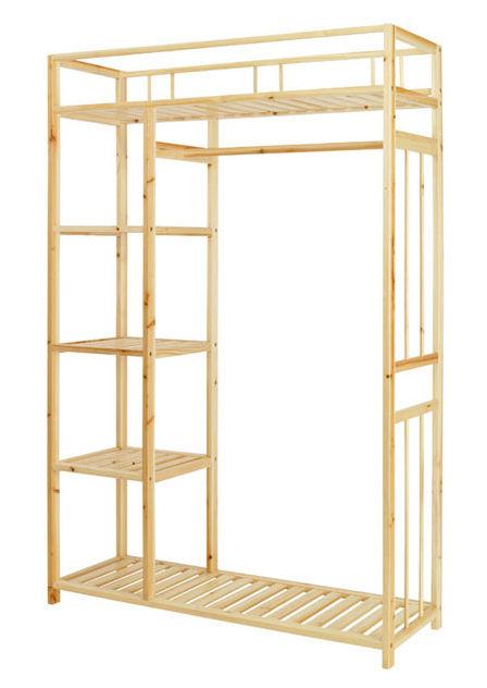 armoire penderie et etagere cuisine idconcept. Black Bedroom Furniture Sets. Home Design Ideas