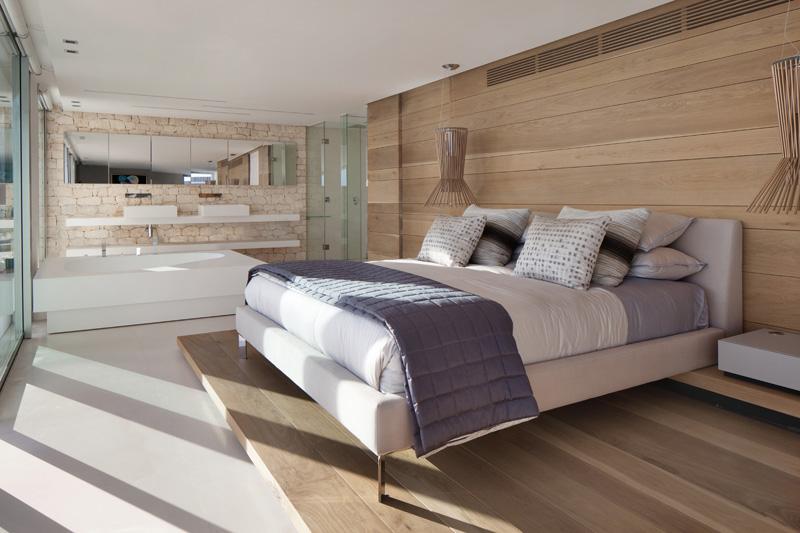 Deco chambre en bois   cuisine idconcept