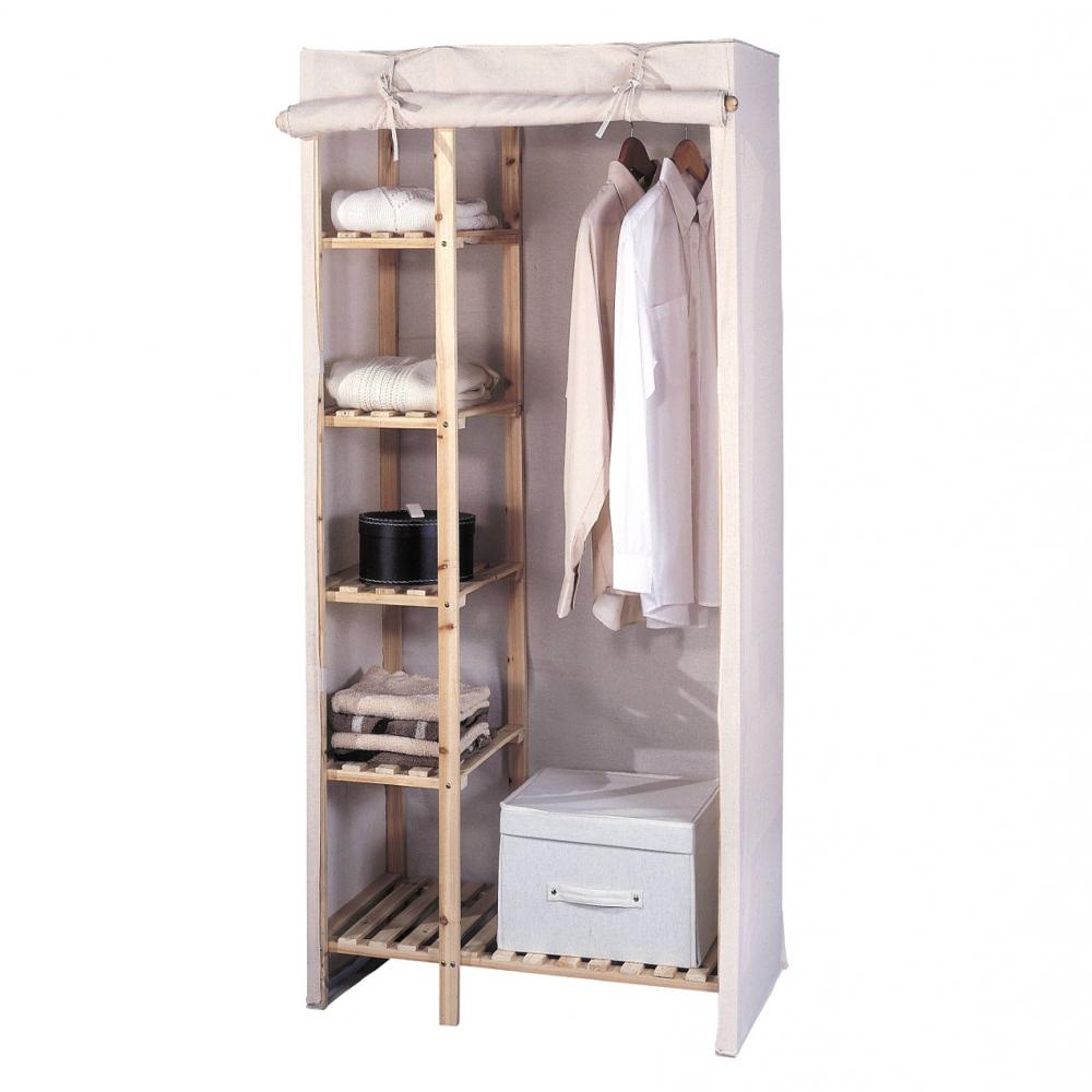 armoire en toile cuisine idconcept. Black Bedroom Furniture Sets. Home Design Ideas