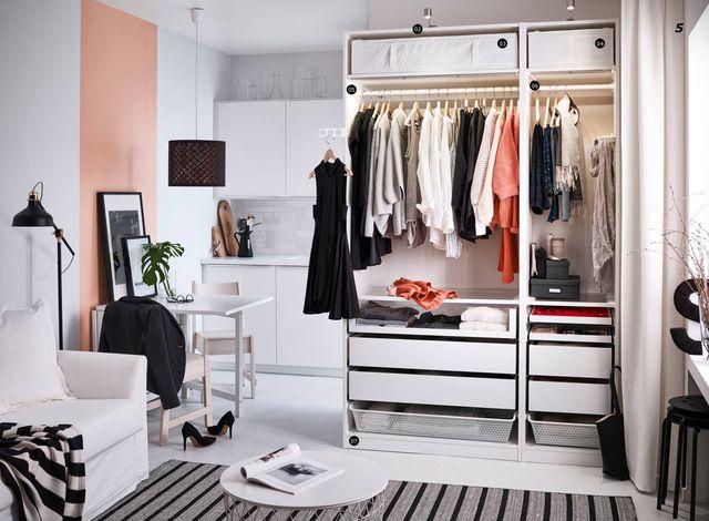 armoire 3 portes cuisine idconcept. Black Bedroom Furniture Sets. Home Design Ideas