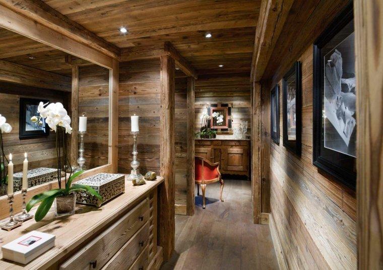 Décoration intérieur en bois - cuisine idconcept