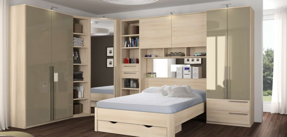 placard de rangement pour chambre cuisine idconcept. Black Bedroom Furniture Sets. Home Design Ideas