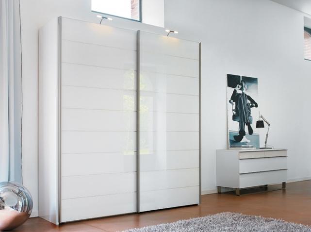 Armoire Dressing Blanc Design Cuisine Idconcept