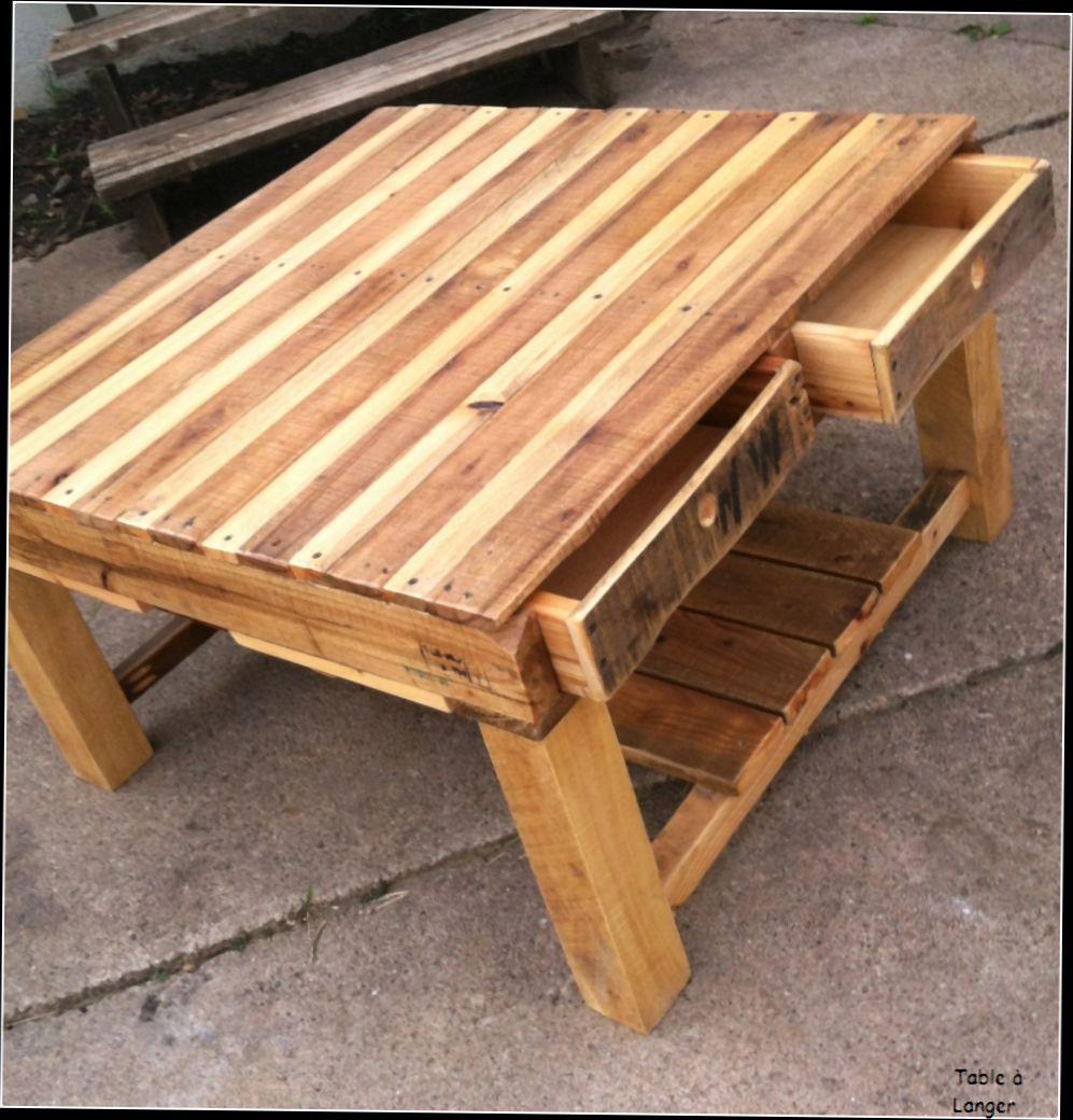 Awesome Table Salon De Jardin Fait Maison Pictures - House Design ...